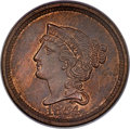 Patterns, 1854 P1C One Cent, Judd-160, Pollock-187, R.4 PR64 Brown PCGS....