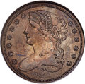 Patterns, 1838 50C Half Dollar, Judd-75b (formerly Judd-255), Pollock-81, R.8, PR62 Brown NGC....