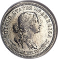 Patterns, 1869 10C Standard Silver Ten Cents, Judd-713, Pollock-792, Low R.7 -- Rim Filed -- ANACS. Net PR50....
