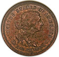 1869 10C Standard Silver Ten Cents, Judd-711, Pollock-790, R.7, PR63 Red and Brown ANACS....(PCGS# 70936)