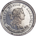 Patterns, 1869 10C Standard Silver Ten Cents, Judd-707, Pollock-786, Low R.7, PR65 Cameo NGC....