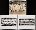 Baseball Collectibles:Photos, Type IV Team Photograph Lot of 4.. ...