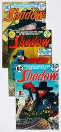 Bronze Age (1970-1979):Miscellaneous, Shadow Comics/The Shadow Group of 14 (Street & Smith/DC,1947-75) Condition: Average NM- except as noted.... (Total: 14Comic Books)