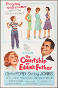 """Movie Posters:Comedy, The Courtship of Eddie's Father & Other Lot (MGM, 1963). One Sheets (2) (27"""" X 41""""). Comedy.. ... (Total: 2 Items)"""