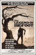 "Movie Posters:Documentary, The Legend of Bigfoot & Other Lot (Palladium, 1976). One Sheets (2) (27"" X 41""). Documentary.. ... (Total: 2 Items)"