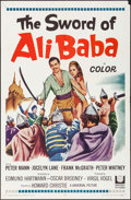 """Movie Posters:Adventure, The Sword of Ali Baba & Other Lot (Universal, 1965). One Sheets (2) (27"""" X 41""""). Adventure.. ... (Total: 2 Items)"""