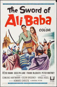 "The Sword of Ali Baba & Other Lot (Universal, 1965). One Sheets (2) (27"" X 41""). Adventure. ... (Total: 2..."