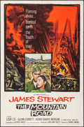 "Movie Posters:War, The Mountain Road & Other Lot (Columbia, 1960). One Sheets (2)(27"" X 41""). War.. ... (Total: 2 Items)"