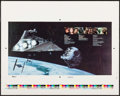 "Movie Posters:Science Fiction, Return of the Jedi (20th Century Fox, 1983). Soundtrack PrintersProofs (2) (23"" X 29""). Science Fiction.. ... (Total: 2 Items)"