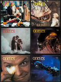 "Movie Posters:Miscellaneous, Cinefex Magazine (Cinefex, 1985-1992). Very Fine+. Magazines (12) (Multiple Pages, 8"" X 9). Miscellaneous.. ... (Total: 12 Items)"