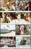 """Movie Posters:Science Fiction, Star Wars (20th Century Fox, 1977). Mini Lobby Card Set of 8 (8"""" X10""""). Science Fiction.. ... (Total: 8 Items)"""