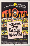 Movie Posters:Horror, Horrors of the Black Museum (American International, 1959)...
