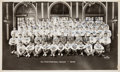 Football Collectibles:Photos, 1938 College All-Stars Team Signed Oversized Photograph.. ...