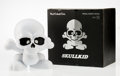 Fine Art - Sculpture, American:Contemporary (1950 to present), Mastermind JAPAN. Skullkid, 2013. Painted cast vinyl. 12 x11 x 7 inches (30.5 x 27.9 x 17.8 cm). Stamped on the undersi...