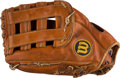 Baseball Collectibles:Others, 1984 Barry Bonds Game Worn Fielder's Glove. . ...
