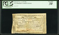 Colonial Notes:New Hampshire, New Hampshire November 3, 1775 40s PCGS Very Fine 30.. ...