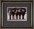 Autographs:Photos, 1991 Presidents Ronald Reagan, Richard Nixon, Gerald Ford, JimmyCarter & George H. Bush Signed Photograph....