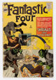 Fantastic Four #2 (Marvel, 1962) Condition: GD+