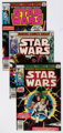 Star Wars Group of 43 (Marvel, 1977-85) Condition: Average FN/VF.... (Total: 43 Comic Books)