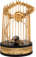 Baseball Collectibles:Others, 1978 New York Yankees Replica World Series Trophy.. ...