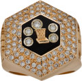 Basketball Collectibles:Others, 1997 Chicago Bulls NBA Champions Ring Given By Michael Jordan As AChristmas Gift.. ...