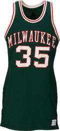 new product 797f9 e6327 1969 Don Smith Game Worn Milwaukee Bucks Jersey, MEARS A10 ...