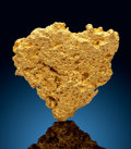 Minerals:Native Metals, Gold Nugget. Australia. ...