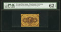 Fractional Currency:First Issue, Fr. 1228 5¢ First Issue PMG Uncirculated 62 EPQ.. ...