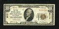 National Bank Notes:West Virginia, Moundsville, WV - $10 1929 Ty. 1 The First NB Ch. # 5717. ...