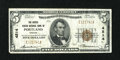 National Bank Notes:Oregon, Portland, OR - $5 1929 Ty. 1 The United States NB Ch. # 4514. ...
