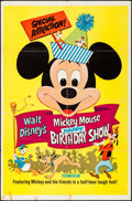 """Movie Posters:Animation, Mickey Mouse Happy Birthday Show (Buena Vista, R-1968). One Sheets (13) (27"""" X 41""""), First Release Spanish One Sheet (27.5"""" ... (Total: 99 Items)"""