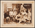 "Movie Posters:Comedy, The Cobbler (Pathé, 1923). Lobby Card (11"" X 14""). Our Gang Comedy.. ..."
