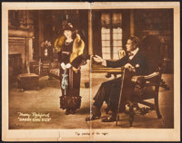 """Daddy Long Legs (First National, 1919). Lobby Card (11"""" X 14""""). Comedy"""