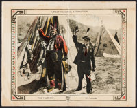 "The Paleface (First National, 1922). Lobby Card (11"" X 14""). Comedy"