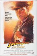 "Movie Posters:Action, Indiana Jones and the Last Crusade (Paramount, 1989). One Sheet (27"" X 40.5"") SS Advance, Drew Struzan Artwork. Action.. ..."
