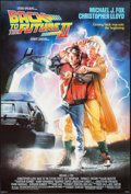 "Movie Posters:Science Fiction, Back to the Future Part II (Universal, 1989). One Sheet (26.75"" X39.75"") SS, Drew Struzan Artwork. Science Fiction.. ..."