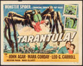 "Movie Posters:Science Fiction, Tarantula (Universal International, 1955). Title Lobby Card (11"" X14"") Reynold Brown Artwork. Science Fiction.. ..."