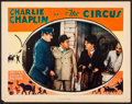 "Movie Posters:Comedy, The Circus (United Artists, 1928). Lobby Card (11"" X 14""). Comedy....."