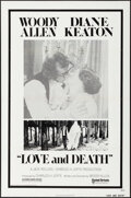 """Movie Posters:Comedy, Love and Death (United Artists, 1975). Folded, Overall: Very Fine-. One Sheets (2) (27"""" X 41"""") Styles A and C & Photos (15) ... (Total: 17 Items)"""