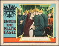 "Movie Posters:War, Under the Black Eagle (MGM, 1928). Lobby Card (11"" X 14""). War....."