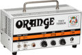 Musical Instruments:Amplifiers, PA, & Effects, Circa 2008 Orange Tiny Terror White Amplifier Head, Serial # L081110430....