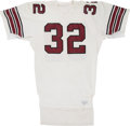 Football Collectibles:Uniforms, Late 1970's Ottis Anderson Game Worn St. Louis Cardinals Jersey - With Unique Customization!...