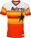 Baseball Collectibles:Uniforms, 1977-81 Jose Cruz Game Worn Houston Astros Jersey. . ...