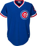 Baseball Collectibles:Uniforms, 1984 Rick Sutcliffe Game Worn Chicago Cubs Jersey - Cy YoungSeason!. ...