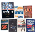 Autographs:Celebrities, Apollo Astronauts: Collection of Seven Signed Books. ... (Total: 7Items)