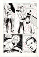 Neal Adams Studio Star Trek: The Crier in Emptiness PR-26 Partial Story Pages 15-17 Original Art (Power Records, 1... (T...