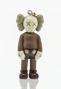 Fine Art - Sculpture, American:Contemporary (1950 to present), KAWS (American, b. 1974). Companion (Brown), keychain, 2013.Painted cast vinyl. 2 x 1-1/2 x 1 inches (5.1 x 3.8 x 2.5 c...