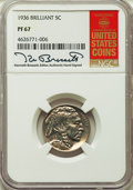 1936 5C Type Two -- Brilliant Finish PR67 NGC
