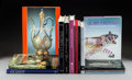 Glass, Library of Thirteen Art Glass and Steuben Reference Books. ... (Total: 13 Items)