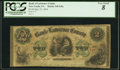 New Castle, PA- Bank of Lawrence County $2 Nov. 25, 1864 G8a Hoober 266-5
